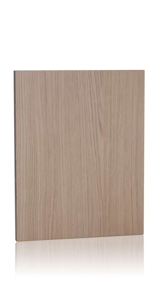 Natural oak 3 layered board