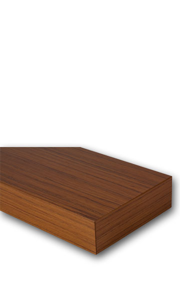 Top thick 60 recomposed teak